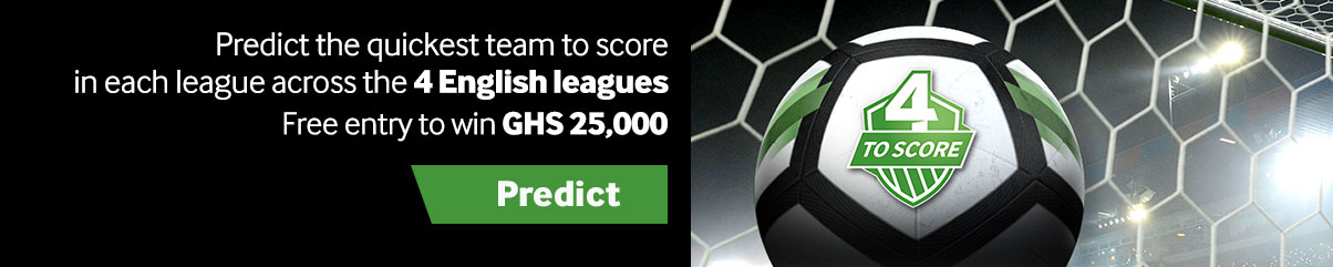GH 4 TO SCORE